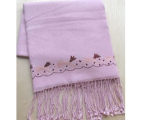 Stole, with embroidered border 3
