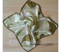 Zelené a khaki slzy