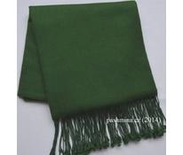 Šál zelený II