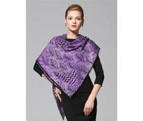 Šátek fialový