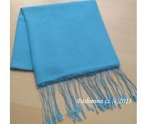 Jednobarevná modrá