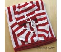 Dětské soupravy pletené - 2 barvy