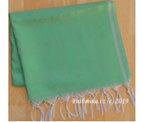 Tanchoi zeleno-bílý