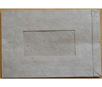 Papírová obálka