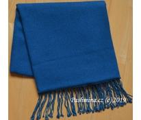 Šál modrý I