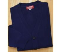 Pánský svetr propínací, vel. 2XL