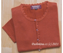 Tričko oranžové, vel. M