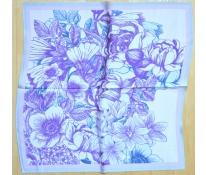 Květiny fialové
